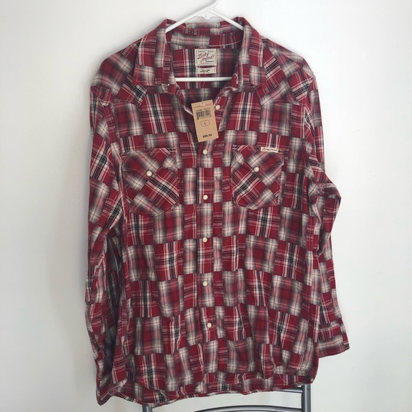 Lucky Brand Other - *Closeout*Lucky Brand Plaid Shirt